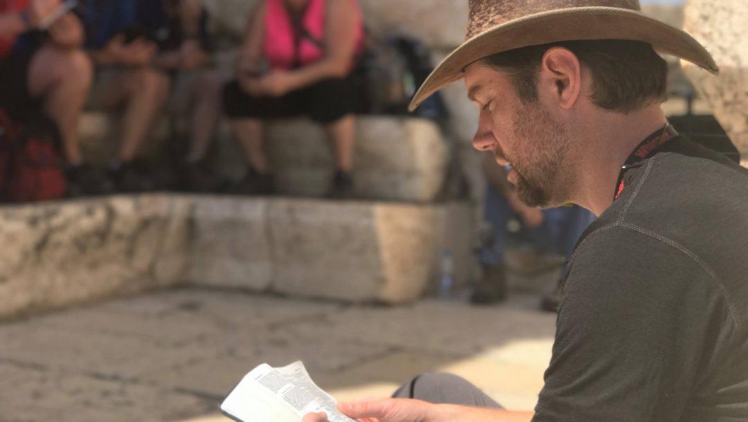 Josh at Capernaum
